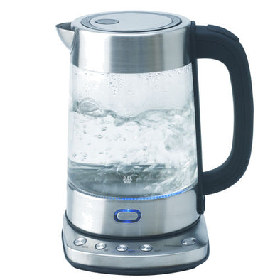 Nesco 1.8-Qt. Cordless Electric Glass Water Kettle - Get Ultimate Now