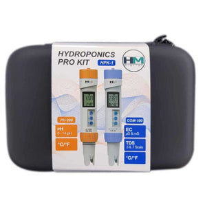 HM Digital Hydroponics Pro Kit HPK-1