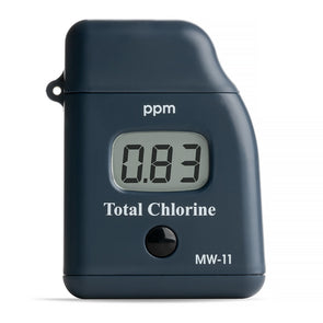 Milwaukee MW11 Mini- Total chlorine photometer