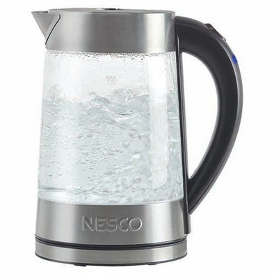 Nesco 1.8-Qt. Electric Glass Water Kettle - 1500Wget-ultimate-now.myshopify.com