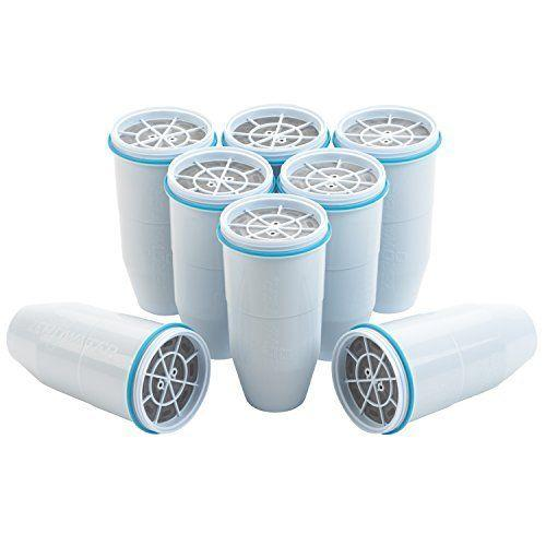 ZeroWater 5-Stage Replacement Filters, White - 8 packsget-ultimate-now.myshopify.com