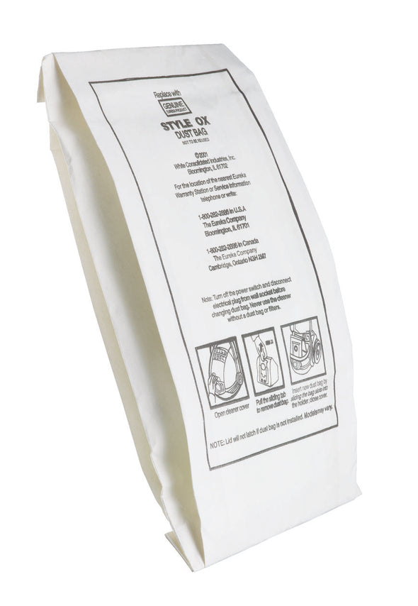 Eureka OX Allergen Bag 61230Fget-ultimate-now.myshopify.com