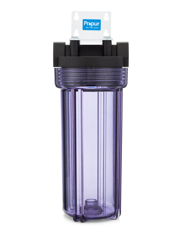 PROPUR PRE-SEDIMENT FILTER ASSEMBLY with 5 micron cartridge and mounting bracketget-ultimate-now.myshopify.com