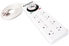 Autopilot Surge Protector / Power Strip with 8 outlets & timerget-ultimate-now.myshopify.com