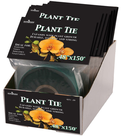 "Plant Tie, Tape 150' x 1/2"", 8 milget-ultimate-now.myshopify.com"