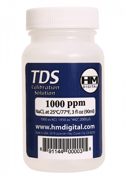 HM Digital C 1000  TDS and EC Calibration Solutionsget-ultimate-now.myshopify.com