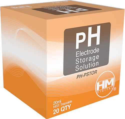 HM Digital pH storage solution 20 packget-ultimate-now.myshopify.com