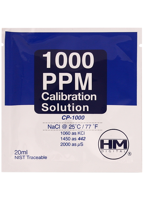 HM Digital 1000 PPM CP-1000 20ml (1-pack)get-ultimate-now.myshopify.com