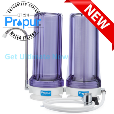 Propur Dual Countertop System with ProMax filterget-ultimate-now.myshopify.com