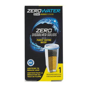 Filter for Zero Water Pitchers and Dispensers NSF Certified 1 Packget-ultimate-now.myshopify.com