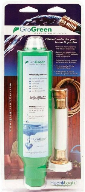 HydroLogic GroGreen Water Filter for Garden Hoseget-ultimate-now.myshopify.com