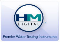 HM Digital EC-3M Millisiemens Conductivity Tester with Case - Get Ultimate Now