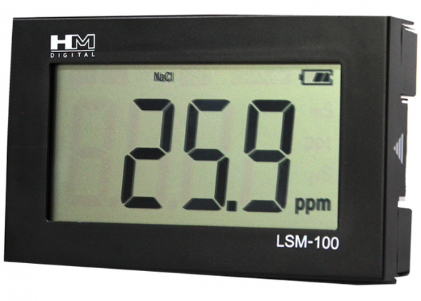 HM digital Commercial grade EC/TDS Monitor :  LSM-100