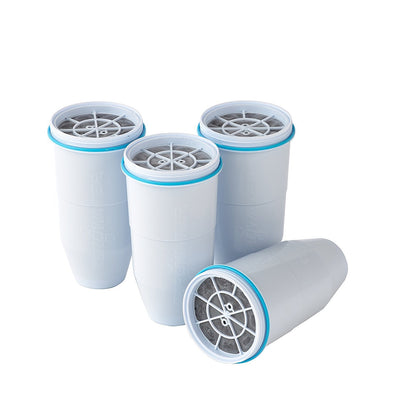 ZeroWater Replacement Filters 4-Pack BPA-Free Replacement Water Filtersget-ultimate-now.myshopify.com