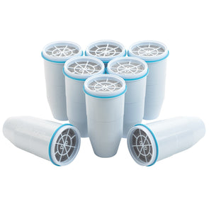 ZeroWater Replacement Filters (8-Pack) ZR008get-ultimate-now.myshopify.com
