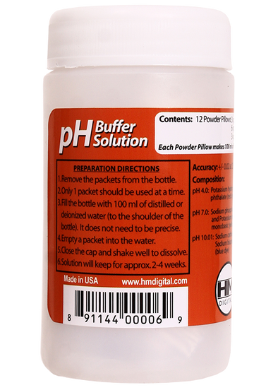 PH Buffer powder solution variety pack PH-BUFget-ultimate-now.myshopify.com