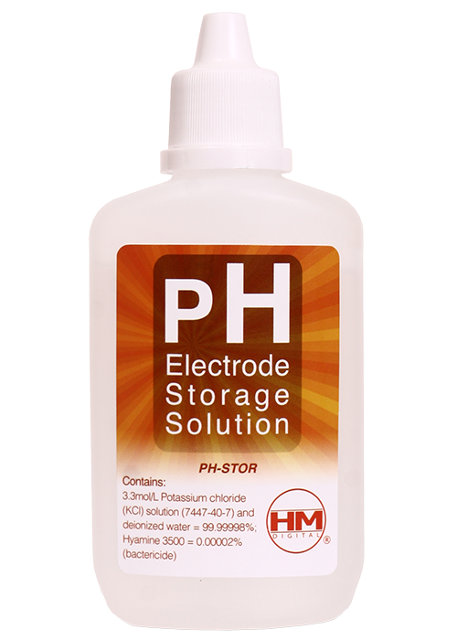 HM Digital PH-STOR pH Electrode Storage Solution 60ccget-ultimate-now.myshopify.com