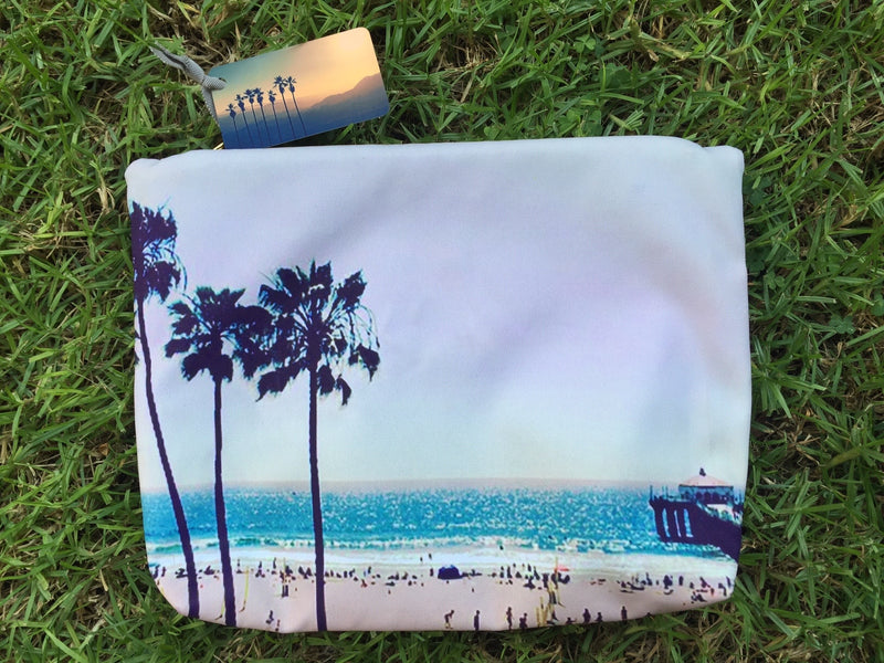 L.A. Beach Pouches - Manhattan Beach