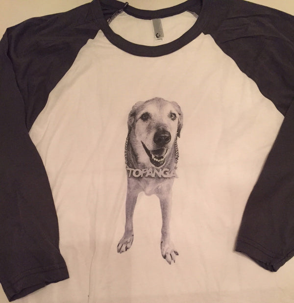 Women's 3/4 Sleeve T-Shirt - Golden Retriever