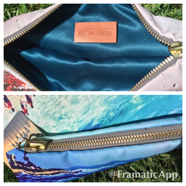 L.A. Beach Pouches - Hermosa Beach