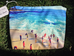 L.A. Beach Pouches - La Jolla Beach