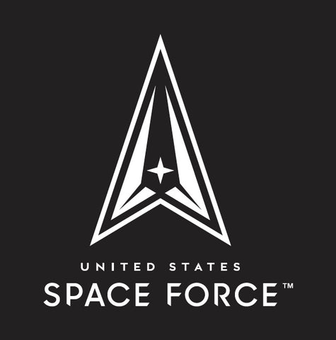 Licensed US Space Force Pen Blanks! These are brand new, fresh copyright designs, straight from the USSF!
