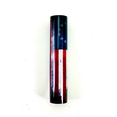 Betsy Ross Flag pen blank! The original sign of Patriotism, choose from Bolt Action, Magnum Bolt Action or Sierra styles. Be loud and proud!