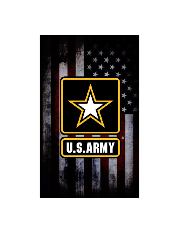 Officially licensed United States Army blank. Choose from four images to fit Bolt Action, Mag Bolt Action or the Sierra Style pen blanks!