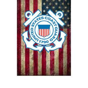 Licensed United States Coast Guard blank! Fits the PSI Bolt Action/Mag or Sierra pen kits, Choose from five unique graphics!