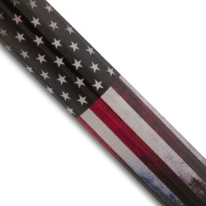 Patriotic Pen blanks! Choose from the Distressed USA Flag, the Gadsden Flag or the Thin Blue Line Flag. For PSI Bolt Action or Sierra Style  Pen Kits.