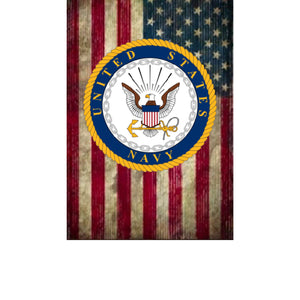 Licensed U.S. Navy blanks! Fits the PSI Bolt Action/Mag or Sierra pen kits. Your choice of five US Flag graphics!