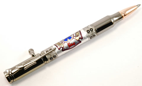 Firefighters / EMT pen! Fantastic gift for those who risk it all in our behalf!