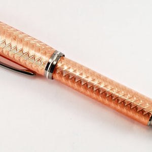 Jr. Gentleman II Pen (Embossed Copper)