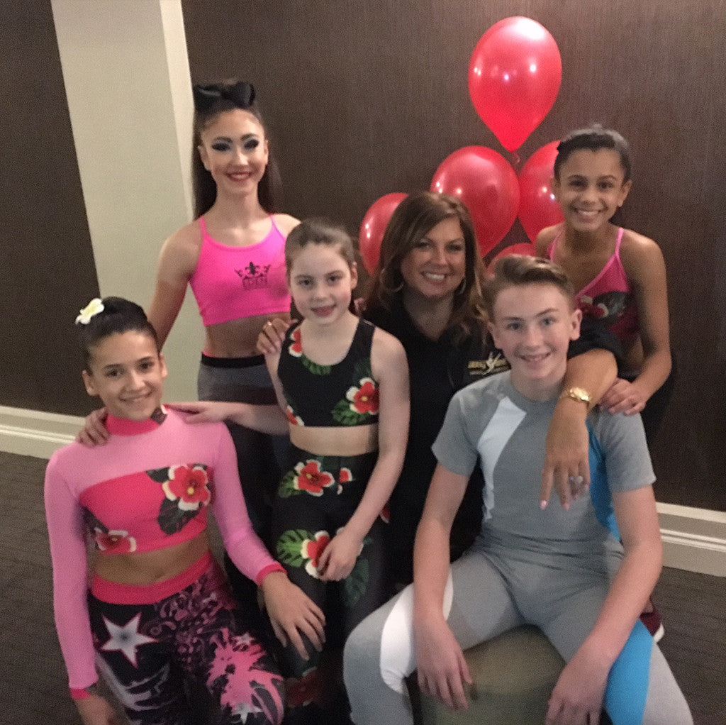 Eden Dancewear and Abby Lee Miller