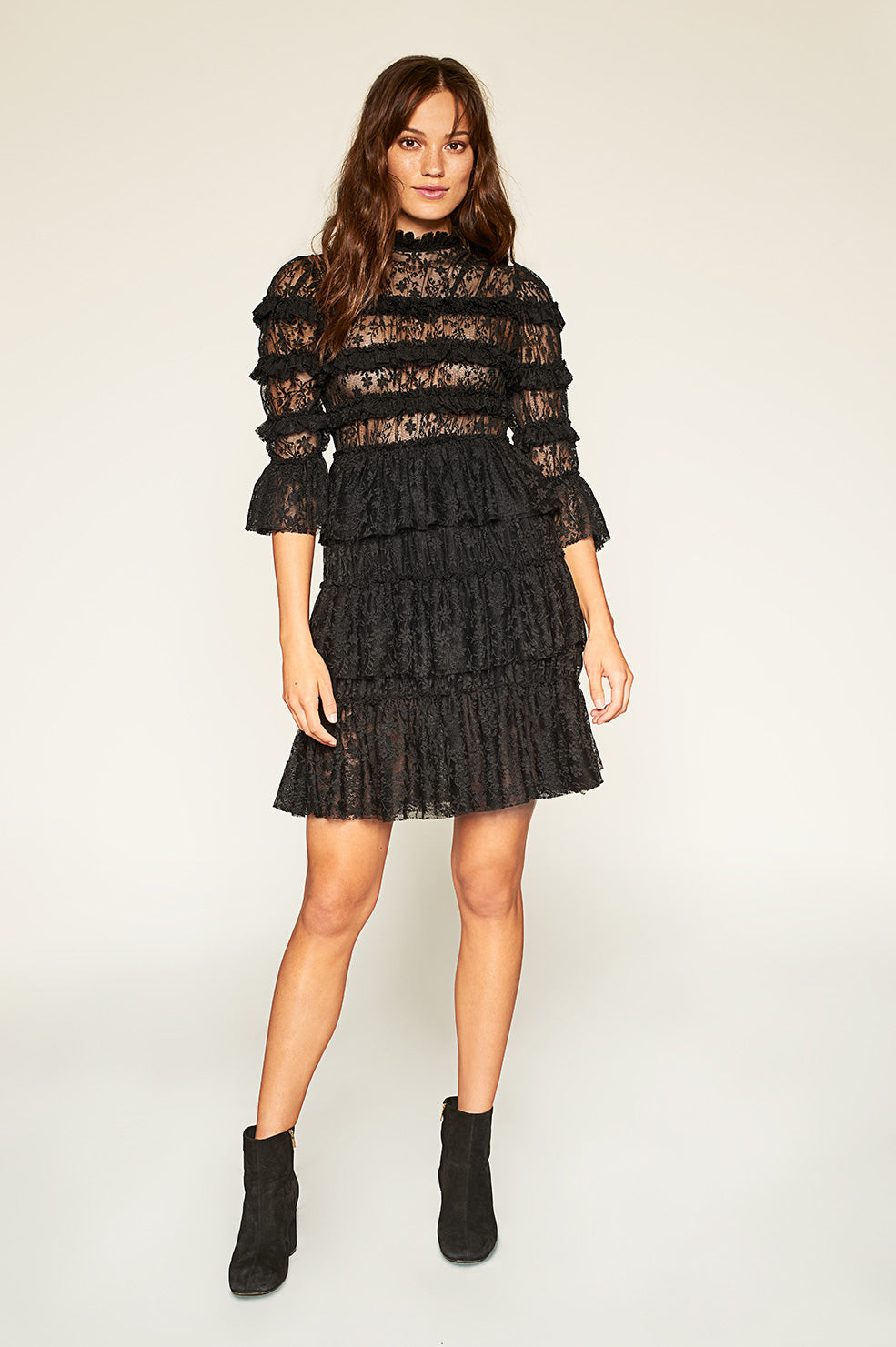 Lucca Lace Dress