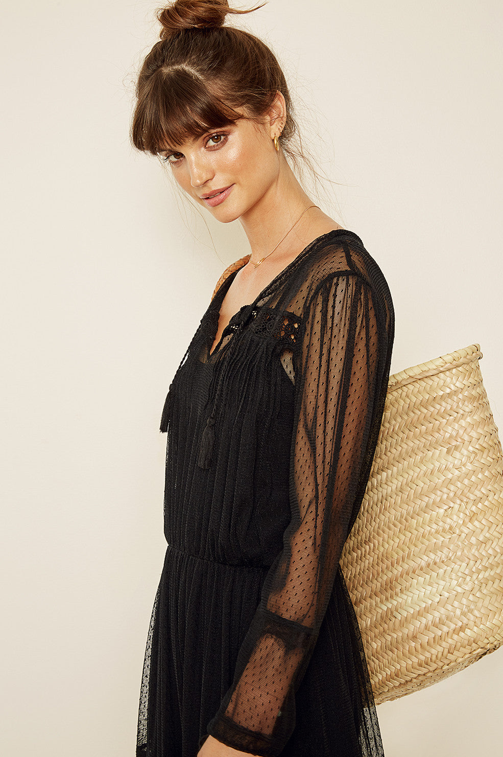 Palermo Mesh Dress