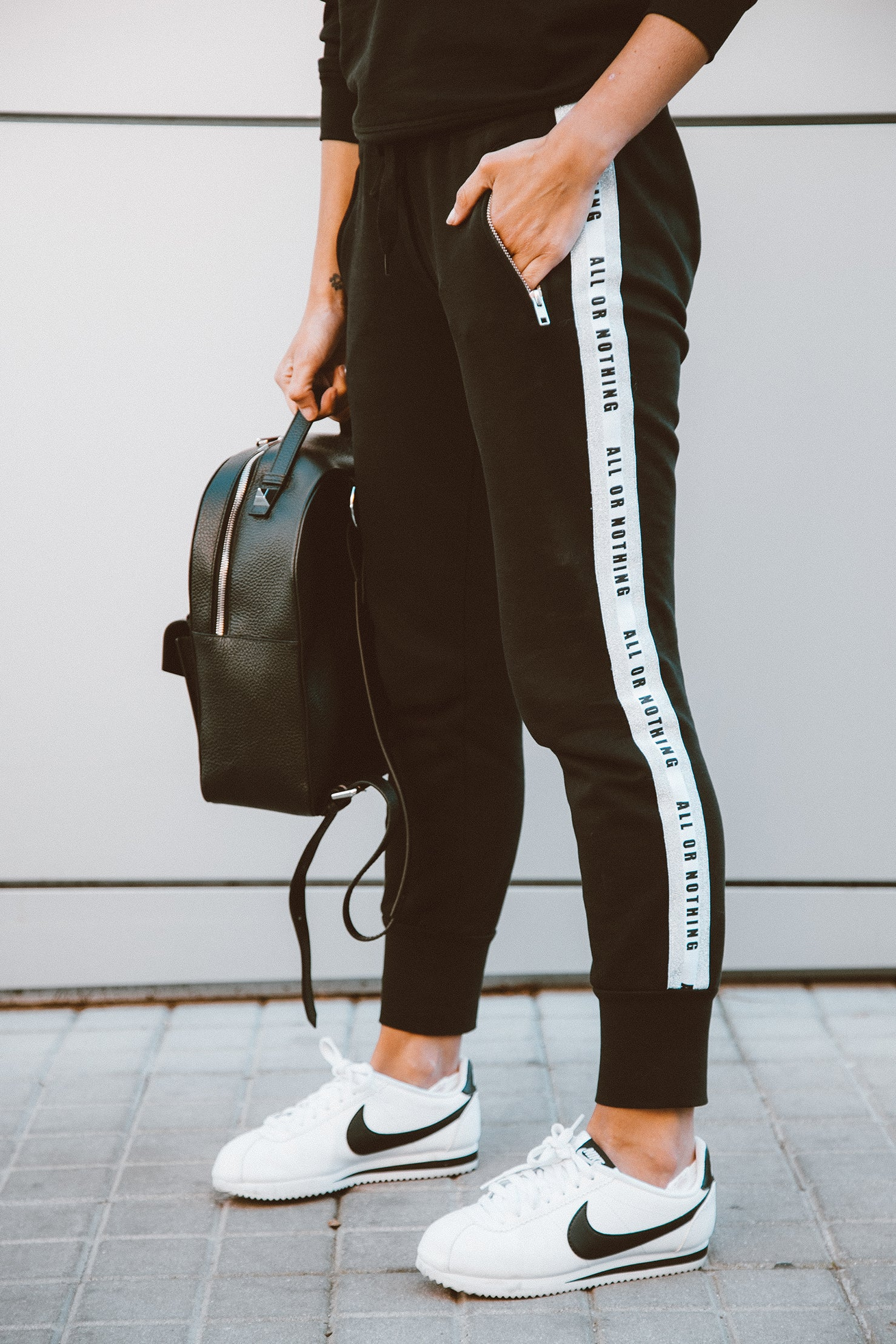 All or Nothing Joggers