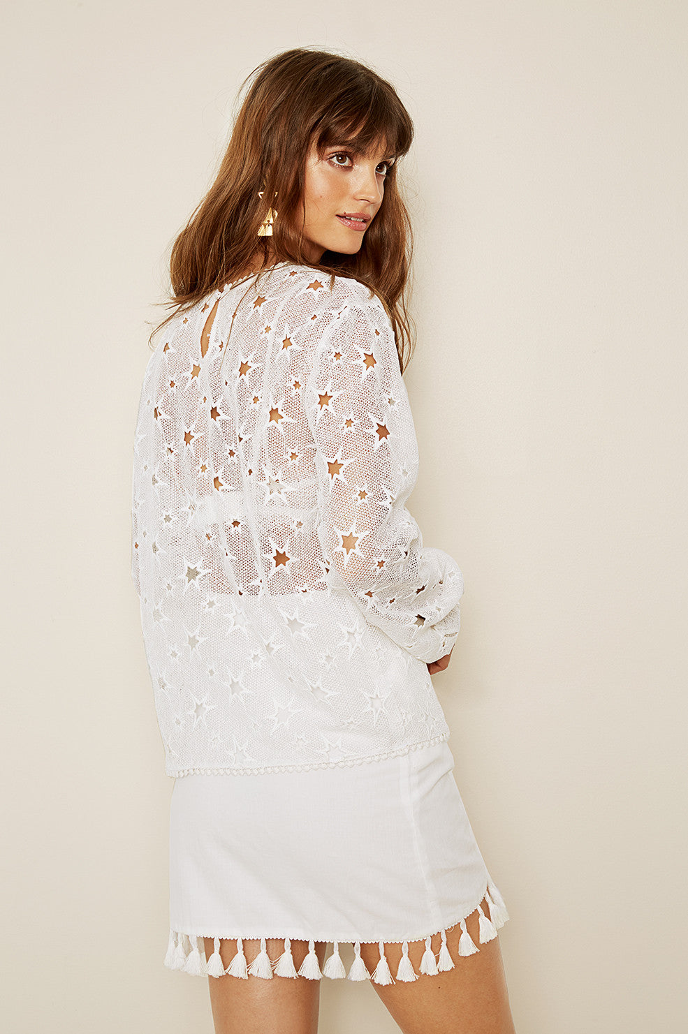 Lovely Pepa Collection | Lucia Embroidered Top