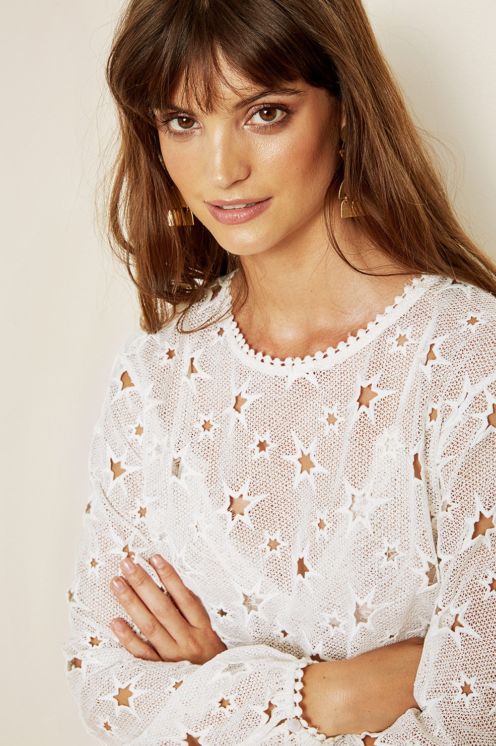 Lovely-Pepa-Collection-Lucia-Embroidered-TopLovely Pepa Collection | Lucia Embroidered Top