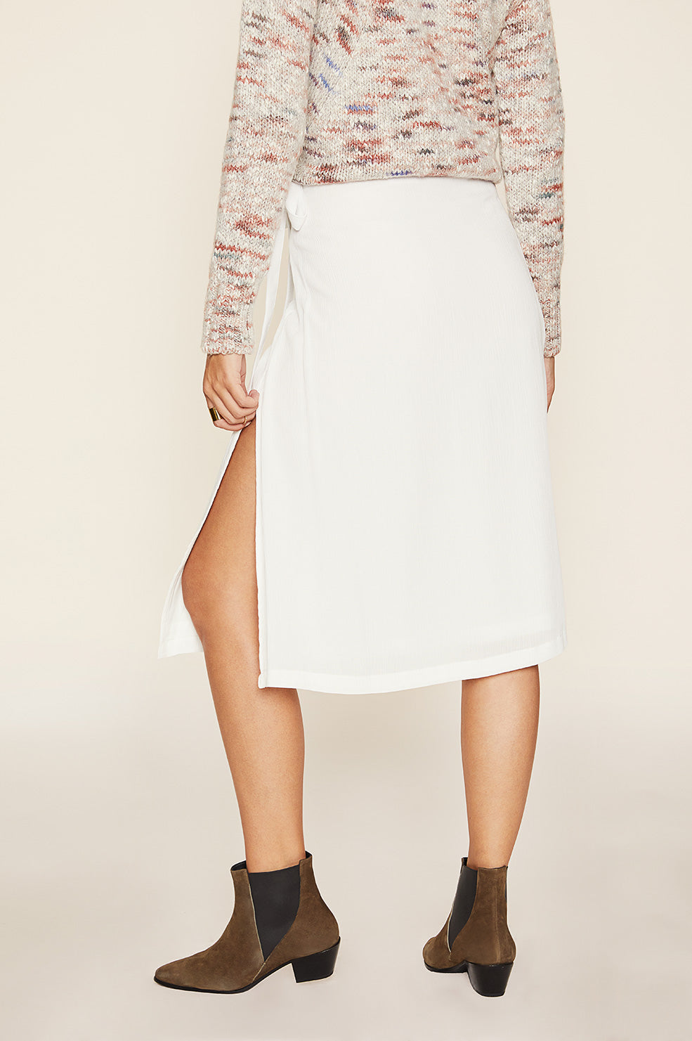Lovely Pepa Collection | Havana Wrap Skirt