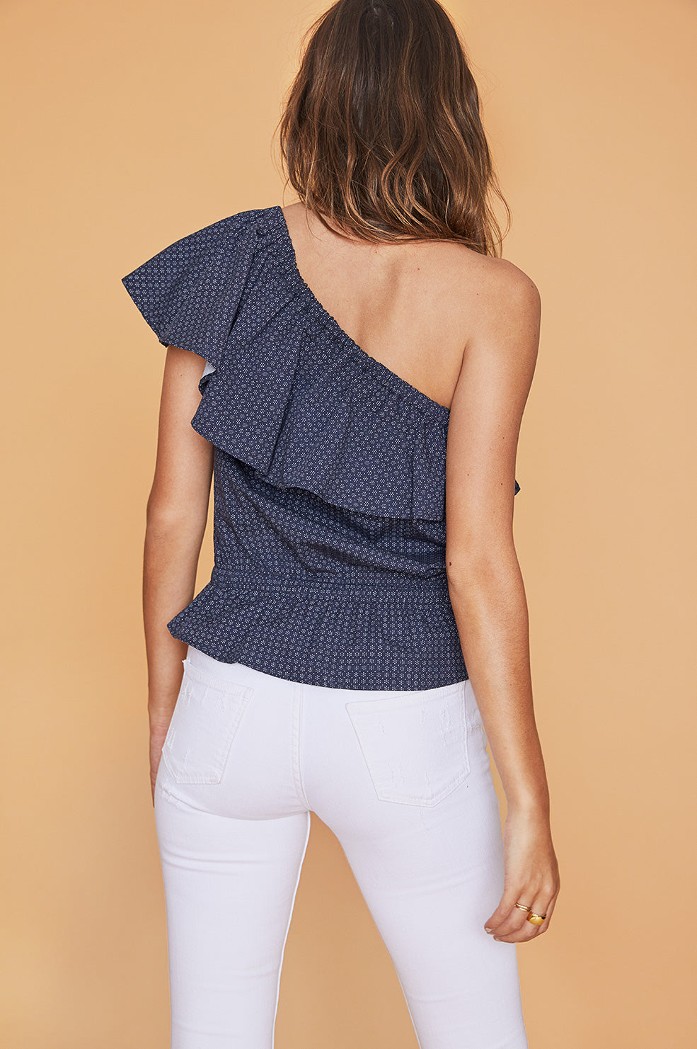 Lovely Pepa Collection | Hermosa Frill Top
