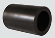 "1"" socket fusion coupling - CTS - HDPE   S43"