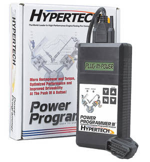 Hypertech Power Programmer 1996-1998 Ford Cars & Trucks Gas 41037