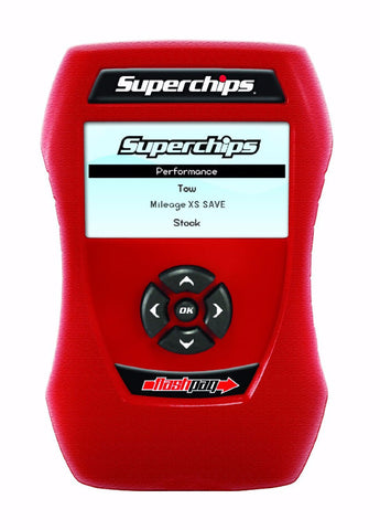 Superchips Flashpaq 1998-2010 Dodge/Chrysler Car/Truck 3865