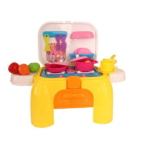 Kitchen Desk Playset (Ages 3+)