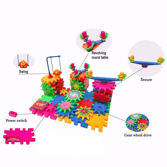 Wonder Gears™ 3D Brain Trainer - BUY 1 GET 1