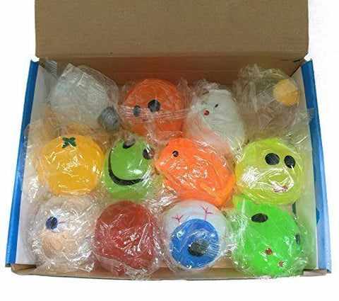 Squishy Splat Balls (each pack has 12 balls)