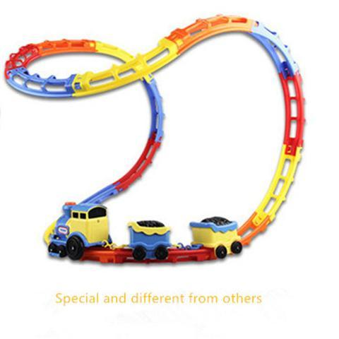 TUMBLE TRAIN WITH LIGHTS AND SOUNDS