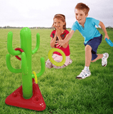 Inflatable Cactus Ring Toy