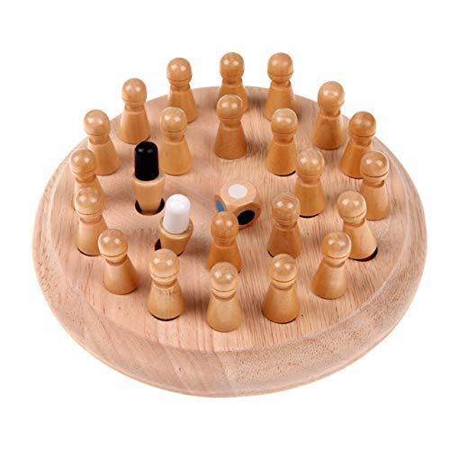 Memory Match Stick Chess